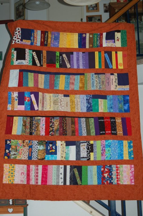 Do It Yourself Home Design: DIY Bookshelf Quilt Instructions Download Wood Round